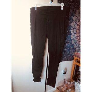 Plain black Old Navy Stretch jeans